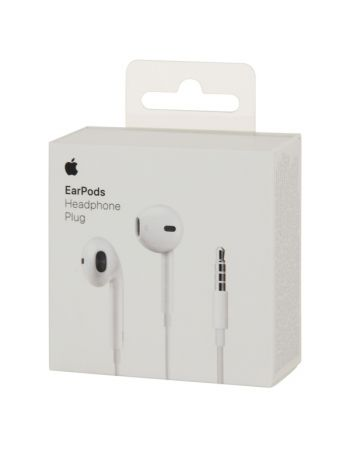 Наушники для Apple Apple EarPods with 3.5mm Headphone Plug